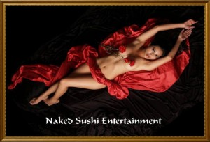 Naked Sushi Bar LIVE Here! Bring Camera!
